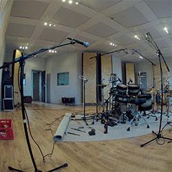 PhoneStar used in new recording studio