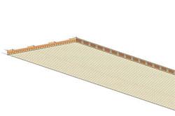 LIGNO Acoustic Light Panels 3S-33 Surface Finish