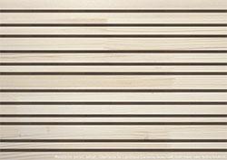 LIGNO Acoustic Light Panels 625-Nature-4 Surface Finish