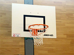 Ligno Acoustic Light Panels in Sports Halls Walls