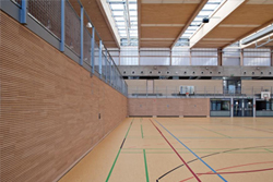 Room Acoustics in Sports Halls