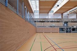 Room Acoustics in Sports Halls