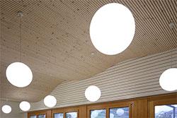 Installing LIGNO Acoustic Light Panels