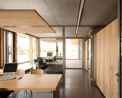 Ceiling Acoustics in Offices