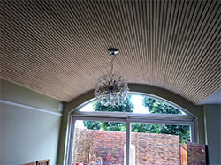 Ligno Acoustic Light Panels on Ceilings