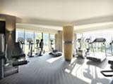 PhoneStar on Hotel Gym Floor