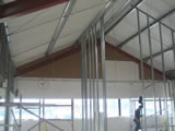 Soundproofing a Steel Frame