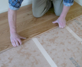 Fitting Floorboards