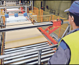 Manufacturing Wood Fibre Boards