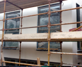Diffutherm on Timber Frame