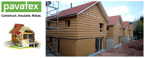 Insulating Walls | Pavatex Wood Fibre Insulation